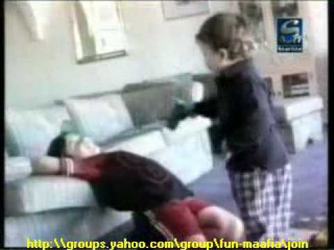 Funny Accident of Children