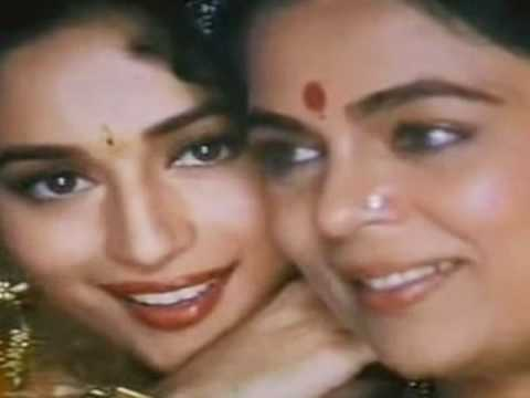 Mujhse Juda Hokar (Eng Sub) [Full Song] (HQ) With Lyrics - Hum Aapke Hain Kaun