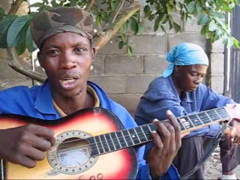 Botswana Music Guitar - KB Special