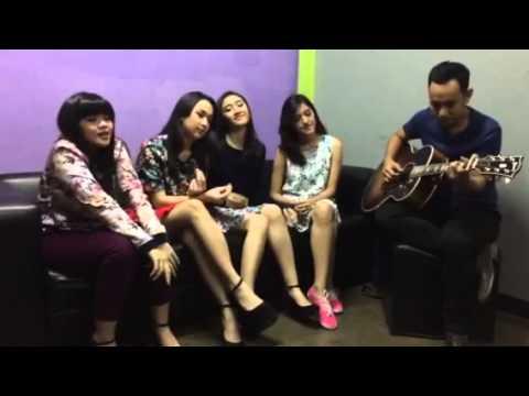Setia (Acoustic Cover) [Feat. Pongki Barata]