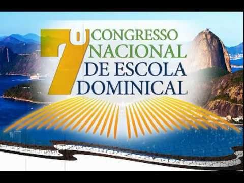 7º Congresso Nacional de Escola Dominical - CPAD (comercial de 2 min.)