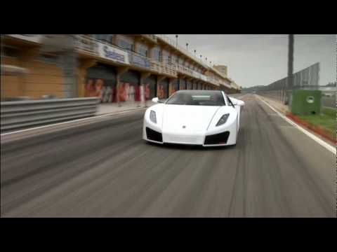 GTA Spano World First Drive