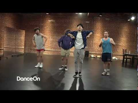 Dance Showdown Presented by D-trix - Good Neighbor & Ian Eastwood Dance Tutorial