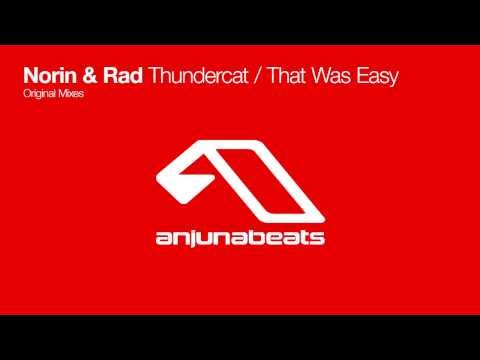 Norin & Rad - Thundercat - UCC1qRH2kSGu7AzBwqEPVnjg
