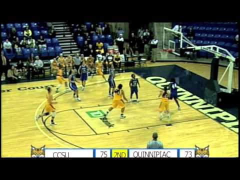 WBB Felicia Barron's Game Winner by QBSN