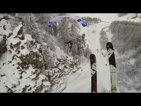 GoPro Line of the Winter: JT Holmes - France 2.27.15 - Snow
