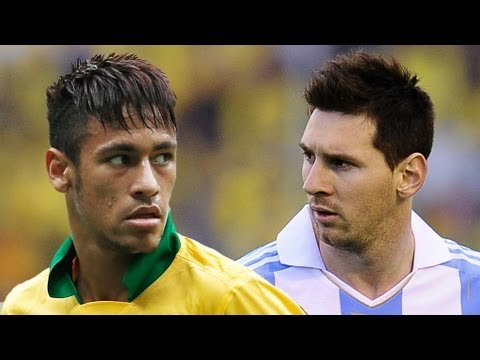 Messi vs Neymar -u6exesogTGs