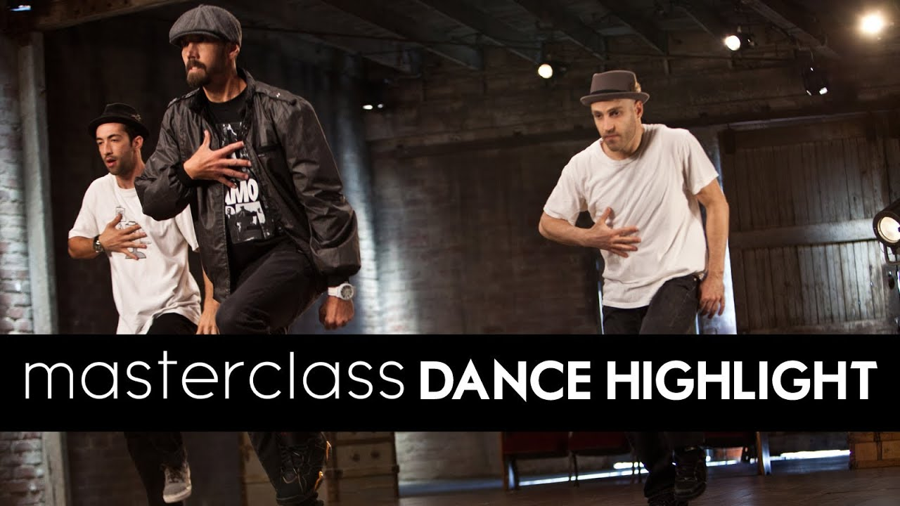 LEARN TO DANCE:  Marty Kudelka's MARY J. BLIGE'S I'M GOING DOWN Masterclass Routine [DS2DIO]