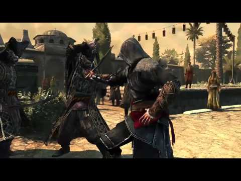 Assassin's Creed: Revelations - The Life of Ezio Auditore Trailer (PC, PS3, Xbox 360)