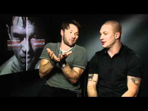 Warrior: Joel Edgerton &amp; Tom Hardy Interview