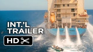 Captain Phillips Official International Trailer (2013) - Tom Hanks Movie HD