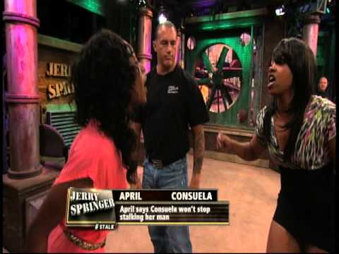 You Can't Make Me Love You (The Jerry Springer Show)