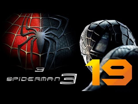 Let's Play Spiderman 3 Part 19 - WHAT THE HELL RHINO