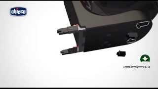 Автокресло Xpace Isofix - Группа 1 (9 - 18 кг) - видео по установке