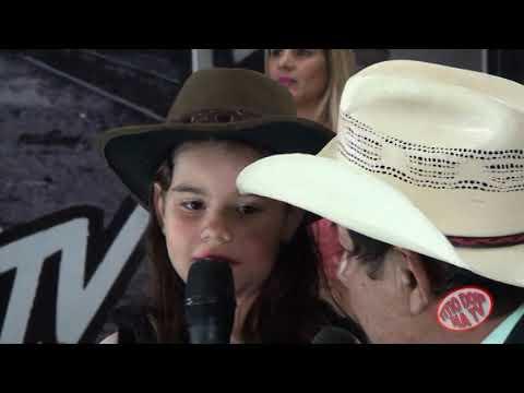 NICOLE CITRON - GAROTINHA DE APENAS 6 ANOS SE APRESENTA  NO PROGRAMA TITIO DONI NA TV