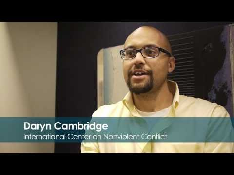 Civil Resistance and the Dynamics of Nonviolent Conflict - USIP/ICNC Course