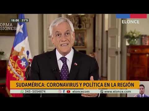 Via skype Juan Lucca Sudamérica Coronavirus y política en la región