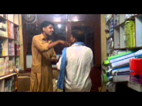 Funny Fight Betweet punjabi and pathan