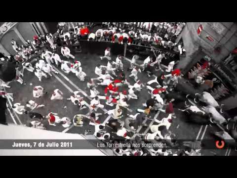Encierro 7 de Julio 2011 - Torrestrella