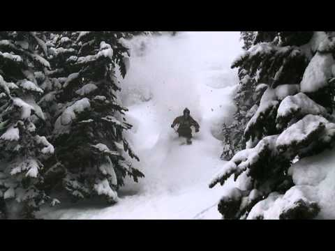 Tanner Hall's new ski film - Retallack: The Movie - Teaser