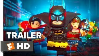 The Lego Batman Movie Official 'Batcave' Teaser Trailer 1 (2017) - Will Arnett Movie HD