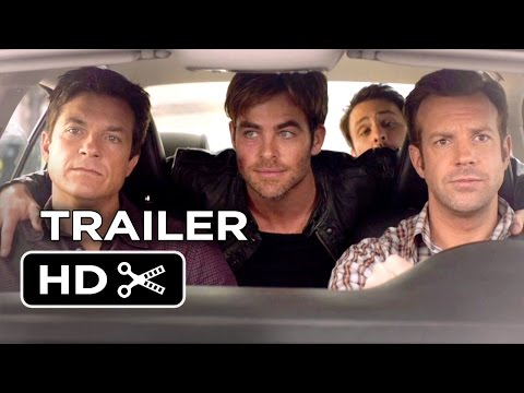 Horrible Bosses 2 Official Trailer #2 (2014) - Chris Pine, Jennifer Anniston Comedy HD - UCkR0GY0ue02aMyM-oxwgg9g