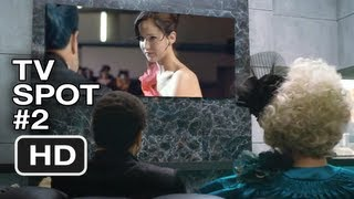 The Hunger Games TV SPOT - Tribute (2012) HD