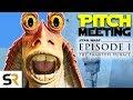 Star Wars: Episode I - The Phantom Menace Pitch Meeting