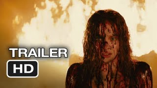 Carrie Official Trailer (2013) - Chloe Moretz, Julianne Moore Movie HD