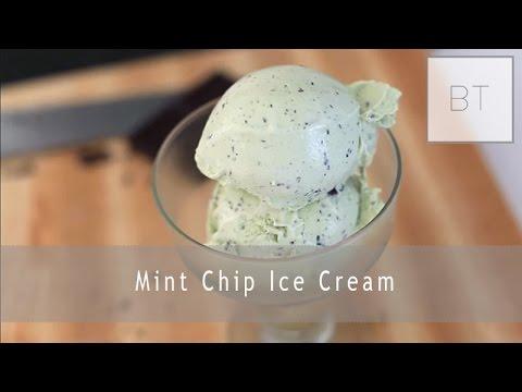 Mint Chip Ice Cream | Byron Talbott