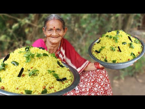 How To Cook Lemon Rice by My Grandmother || Myna Tasty Food
