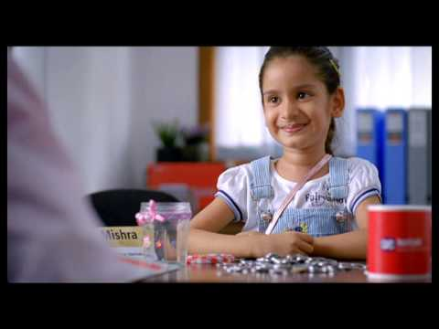 Kotak Junior TVC -- Aaj ki chillar kal ke note
