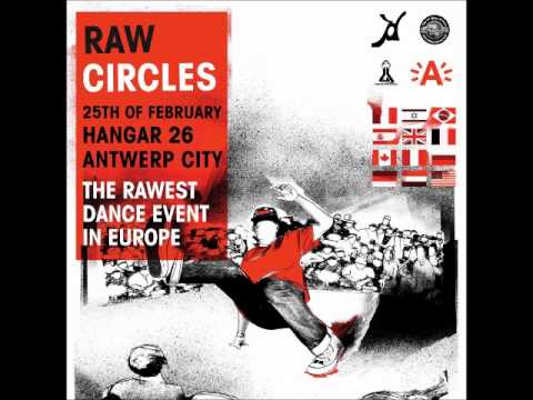Dj Skillkid - Raw Circles Sessions 2012