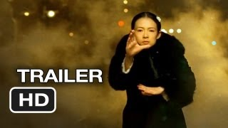 The Grandmaster Official Trailer (2013) - Tony Leung, Ziyi Zhang Movie HD