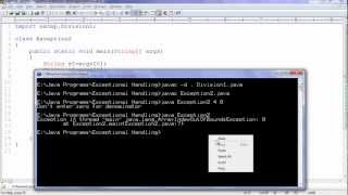 Java Tutorial For Beginners 37 Exception Handling 3