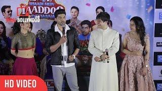 Gurmeet Choudhary Full Speech   Laali Ki Shaadi Mein Laddoo Deewana Trailer Launch