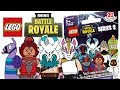 LEGO Fortnite Battle Royale Minifigures Series 2 - CMF Draft!