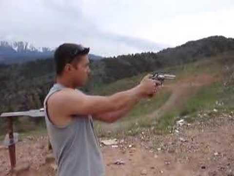 smith & wesson 357 Magnum 7 shot revolver in colorado