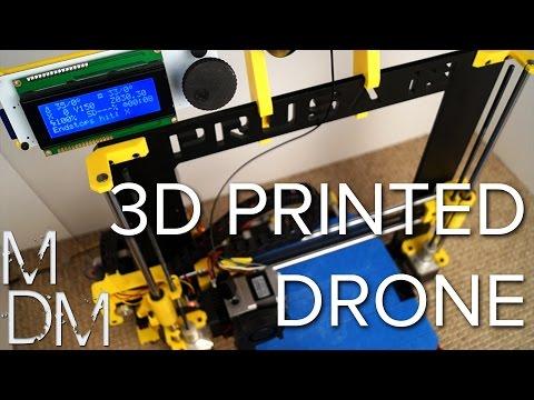 3D PRINTING A DRONE?! - 250 Racing Quadcopter MHQ2 Build #1 - UC2Ko4bKvxPF2H6Gn0T0yBcA