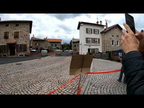 Rallye du Val d'ance 2019 -  Show & Mistakes Filmed with GoPro hero 7 black