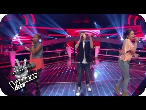 Battle:Lifted (Naughty Boy feat. Emeli Sande) | The Voice Kids 2014
