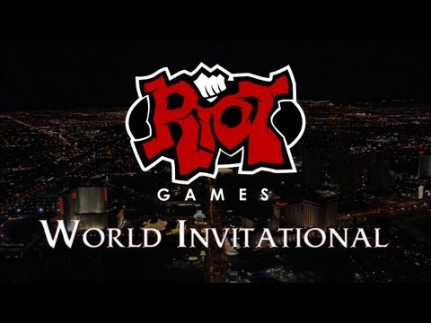 League of Legends - Riot World invitación