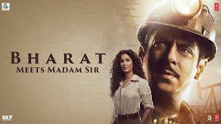 Bharat Meets Madam Sir | Bharat