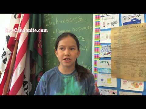 Saxe Middle School Grade 5 Colonial Day