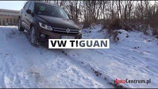 VW Tiguan Track&Field 2.0 TDI 140 KM 4Motion DSG, 2013 - wideotest AutoCentrum.pl
