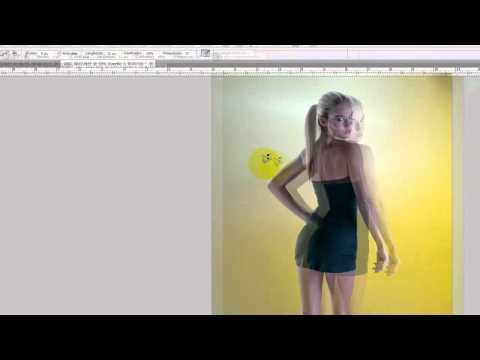 Photoshop cambiare lo sfondo (ITA) 2