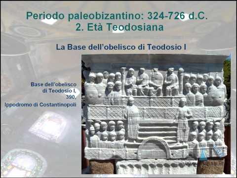 videocorso storia dell'arte bizantina - lez 3