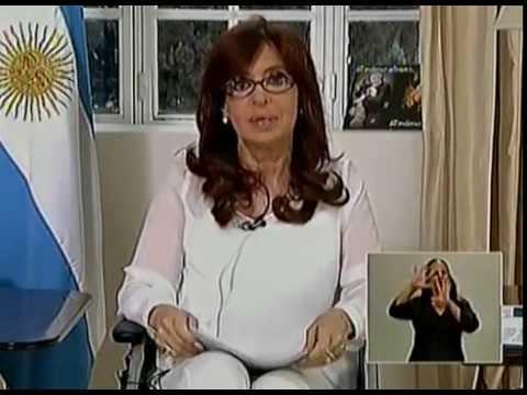 <b>Proyecto de ley:</b> CFK propone crear la Agencia Federal de Inteligencia