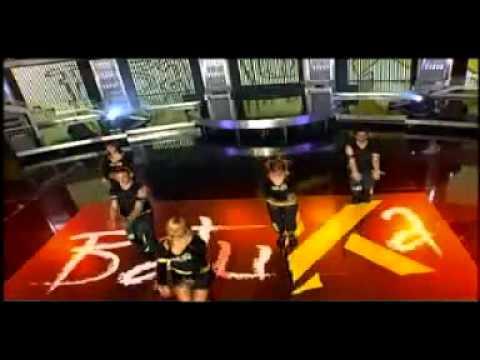 batuka ven dejate amar reggaeton clase de baile paso a paso