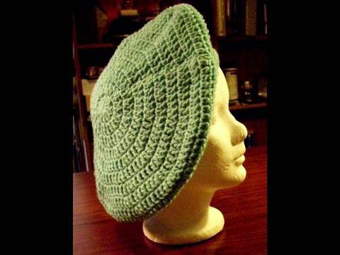 Back to Basics Crochet : Basic Beret part 3 of 4